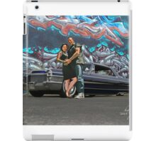 Larry and Collette iPad Case/Skin