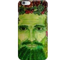 Holly King iPhone Case/Skin