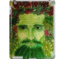 Holly King iPad Case/Skin