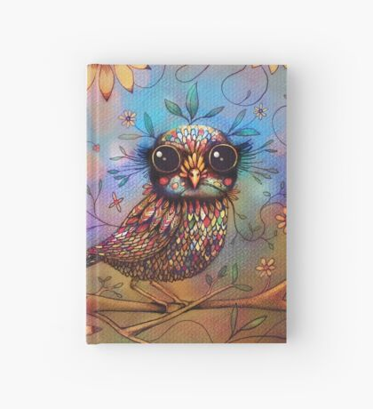 little love bird Hardcover Journal