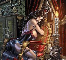 Tanya Bloodwine by TimVigil