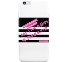 Things for Your Bachelorette Plane Ride to Vegas iPhone Case/Skin