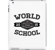 World School 2015 iPad Case/Skin