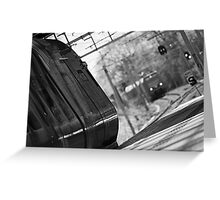 Station to station (6) Greeting Card