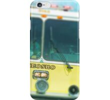 Fire Truck iPhone Case/Skin