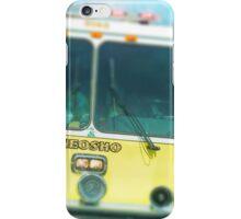 Fire Truck iPhone Case/Skin
