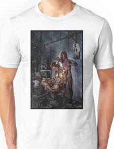Cyberpunk Painting 058 Unisex T-Shirt