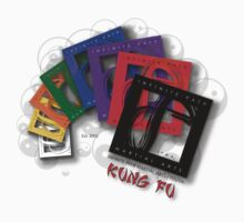 Infinite Path Martial Arts - Youth Ranking System (2012) Kids Tee