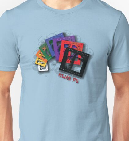 Infinite Path Martial Arts - Youth Ranking System (2012) Unisex T-Shirt