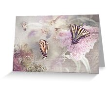 Butterfly Fairies Greeting Card