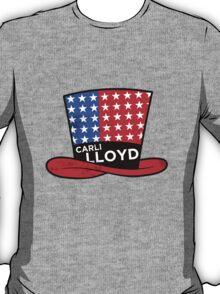 Carli Lloyd 3 Goal Hat Trick in USWNT 2015 FIFA World Cup Finals T-Shirt