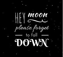 Hey Moon (Panic! At The Disco) by Kelly Ni