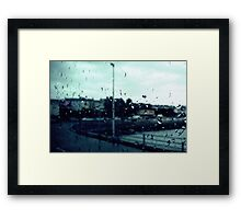 Street Lights Framed Print