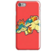 Johto Fire Starter iPhone Case/Skin