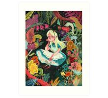Alice in Wonder Art Print