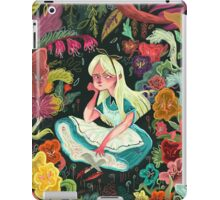 Alice in Wonder iPad Case/Skin