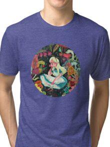 Alice in Wonder Tri-blend T-Shirt