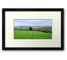 A Soft Day ..Killinakin to Trasnagh Framed Print