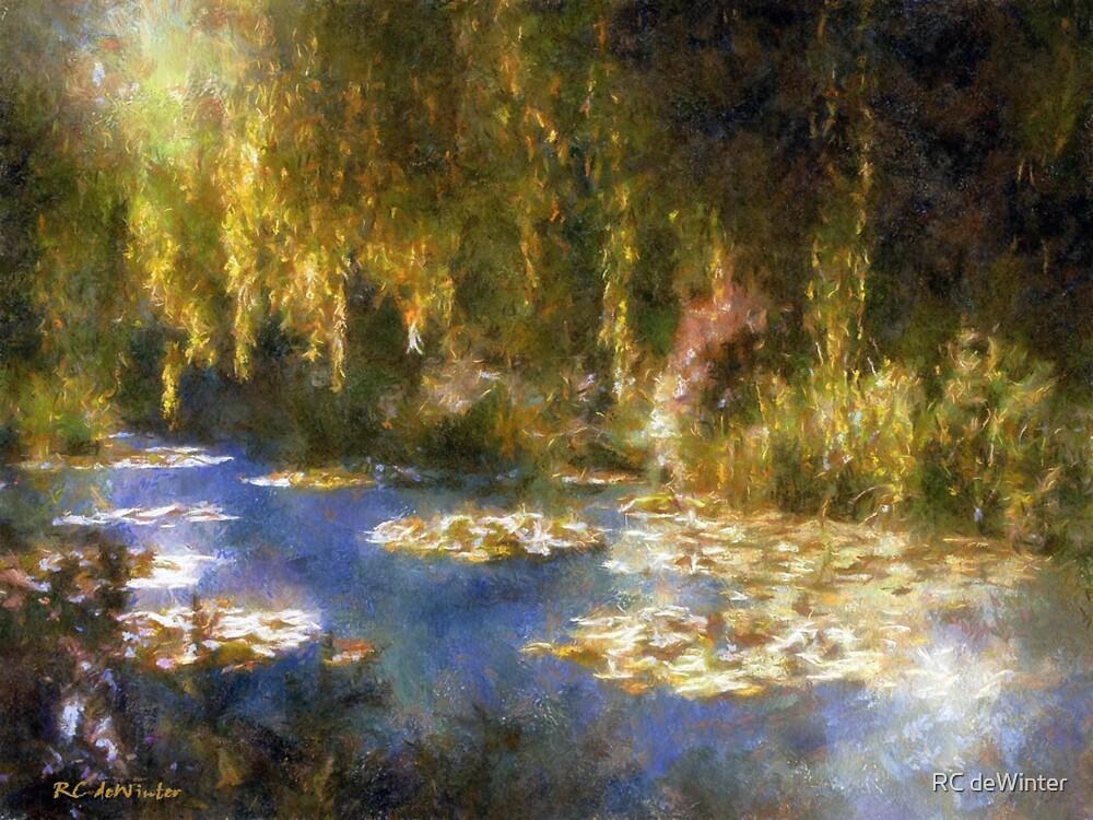 Monet after Midnight by RC deWinter