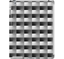 TILE PATTERN GRAY iPad Case/Skin