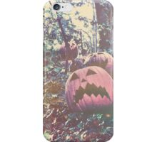 Pumpkin Jack iPhone Case/Skin