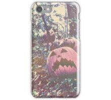 Pumpkin Jack iPhone Case/Skin