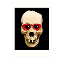 Skull Art - Day Of The Dead 2 Art Print