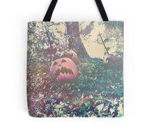 Pumpkin Jack Tote Bag