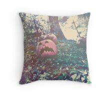 Pumpkin Jack Throw Pillow