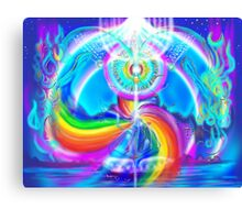 tantric union on Sirius Canvas Print