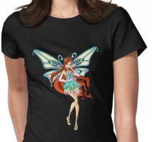 Bloom Enchantix Womens Fitted T-Shirt