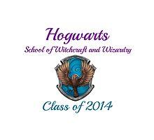 Hogwarts Ravenclaw Class of 2014 by etaworks