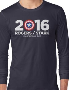 Rogers / Stark 2016 Long Sleeve T-Shirt