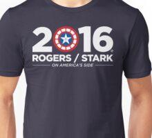 Rogers / Stark 2016 Unisex T-Shirt