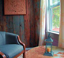 Easy Chair by the Window by Jeanne Sheridan