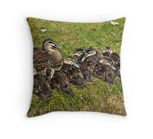 Cheaper by The Dozen Throw Pillow