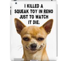 Psycho Dog iPad Case/Skin