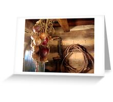 Early Settlers - 3   ^ Greeting Card