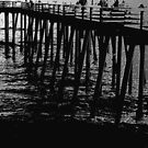 Pacific coast pier by the57man