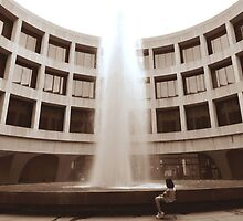 Hirshhorn Museum - Washington D.C. by Matsumoto