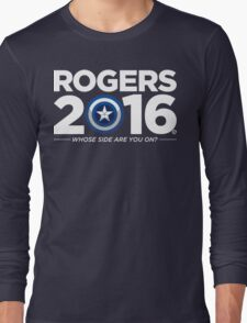 Rogers 2016 Long Sleeve T-Shirt