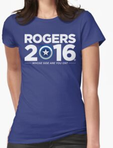 Rogers 2016 Womens Fitted T-Shirt