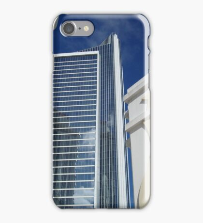 Tall Buildings ^ iPhone Case/Skin