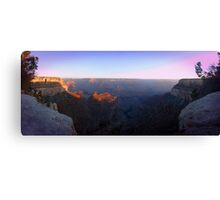 Sunrise at The Grand Canyon Canvas Print