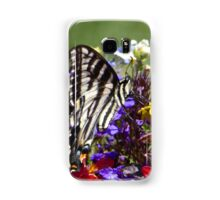 Canadian Tiger Swallowtail Butterfly Samsung Galaxy Case/Skin