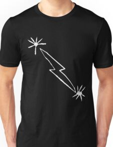Midnight Lightning Unisex T-Shirt