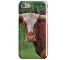 Long Horn iPhone Case/Skin