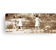 Child Play Canvas Print