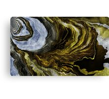 Troubled weather  Canvas Print
