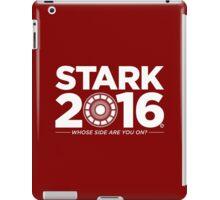 Stark 2016 iPad Case/Skin